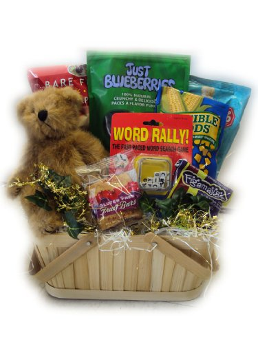 Boo Boo Basket Healthy Get Well Gift Basket by Well Baskets