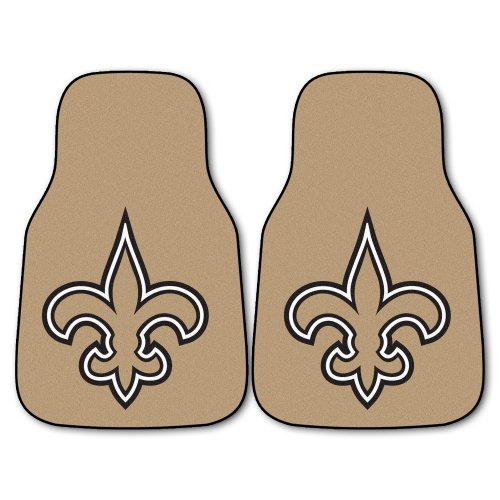 New Orleans Saints Car Mats - 9