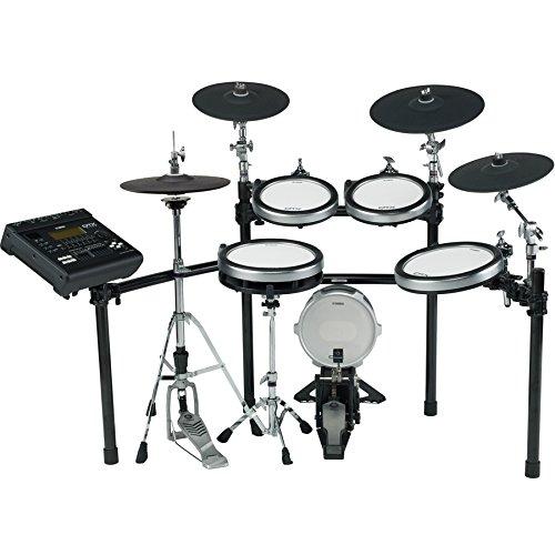 Yamaha DTX920HWK Electronic Drum Set with Yamaha Hardware Pack by Yamaha