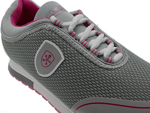 Mujer 4 Zapatillas Swissies 192 Para Grigio qnw6nO0p