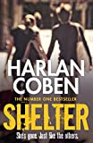 Front cover for the book Shelter by Harlan Coben