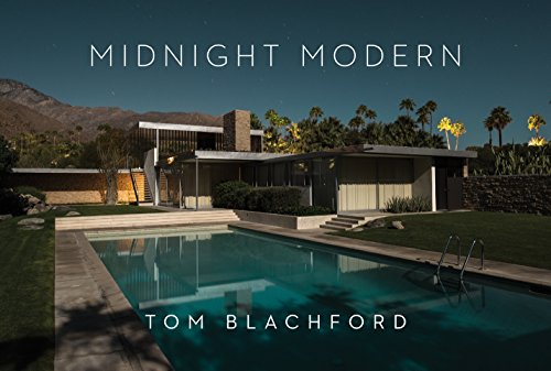 Midnight Modern: Palm Springs Under the Full Moon by