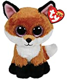 Best Beanie Boos - Ty Beanie Boos 6-Inch Slick Brown Fox Plush Review
