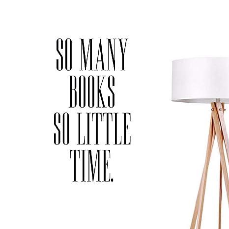 Arte decoración para el hogar tan muchos libros tan poco ...