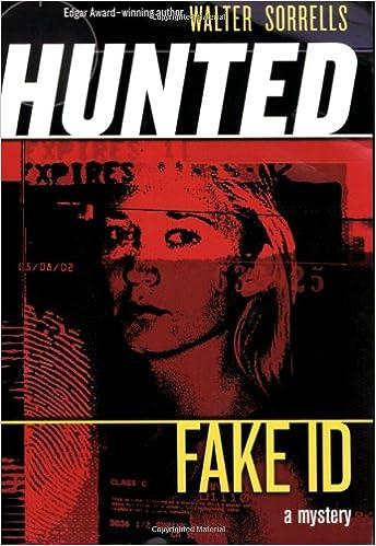 Sorrells Books Fake com Walter Amazon 9780142407622 hunted Id
