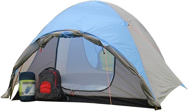 IDWOI-Tienda Iglú Doble Capa Carpa para Camping 2-3 Personas ...
