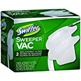 Procter & Gamble 06174 Swiffer Vac Replacement Filter, 2 Count