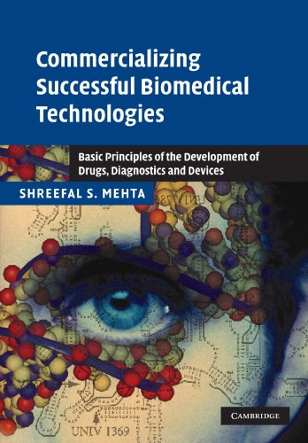 Commercializing Successful Biomedical Technologies  Basic Principles For The Development Of Drugs  Diagnostics And Devices