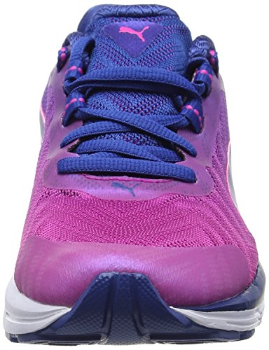 Puma Speed 600 Ignite 2 WN, Chaussures de Running Compétition Femme, Pink/Lila Rose (Ultra Magenta-true Blue-knockout Pink 01)
