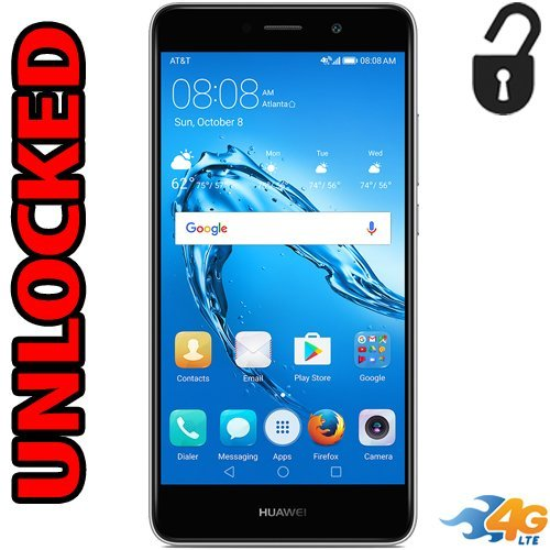 Huawei Ascend XT 2 Unlocked 4G LTE Octa Core 12Mp Flash 2GB Ram 5.5in HD H1711 Android 7.0 Desbloqueado (Renewed) ()