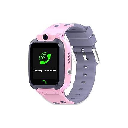 Kids Smart Watch Phone,Reloj de Reloj de Alarma de cámara ...