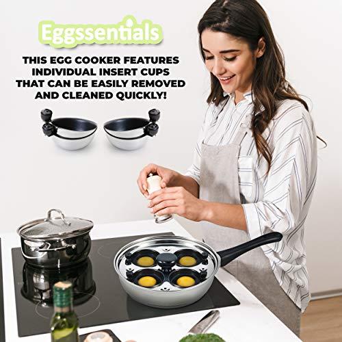 Eggssentials Poached Egg Maker
