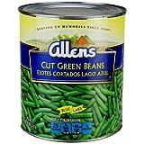 Allens Cut Green Beans, 106 Ounce - 6 per case.