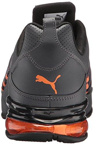 PUMA Herren Cell Regulate SL Sneaker Asphalt-lebendige Orange