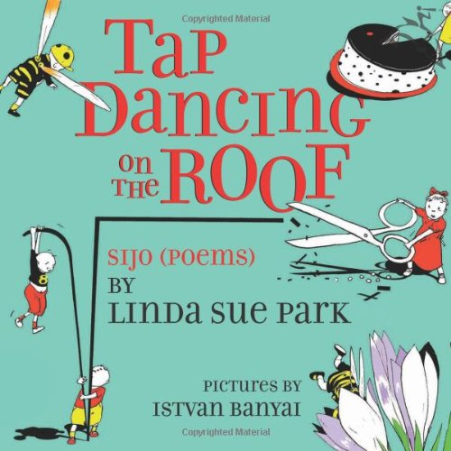 Download Tap Dancing on the Roof: Sijo (Poems) pdf