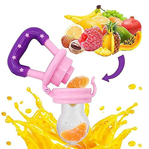 Amazon.com : Silicone Pacifier for Baby Fruits : Baby
