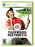 Tiger Woods PGA Tour 10 - XBOX 360 [Import version: North America]