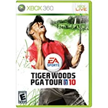 Tiger Woods PGA Tour 10 - XBOX 360 [Import version: North America]