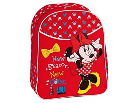 Josman - Mochila Escolar Minnie Mouse (S424-248)
