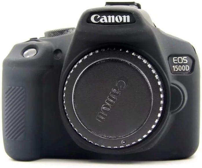 Funda de Silicona Carcasa de Silicona para cámara Canon EOS Rebel ...