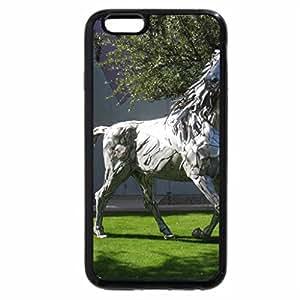 iPhone 6S Plus Case, iPhone 6 Plus Case, Lisa Frank Silver Horse
