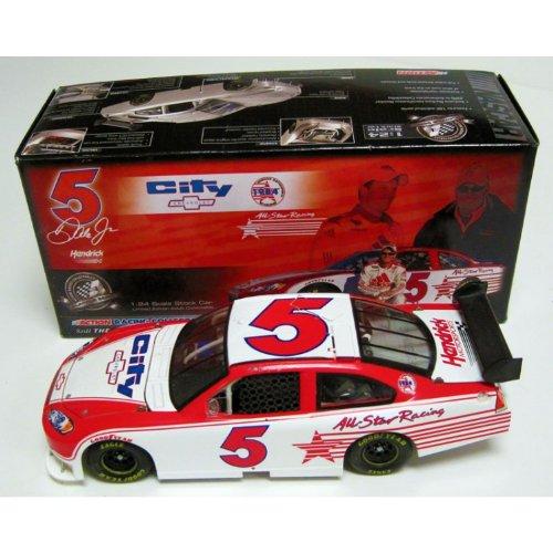 Diecast Test Car (Dale Earnhardt Jr. Action Racing 2008