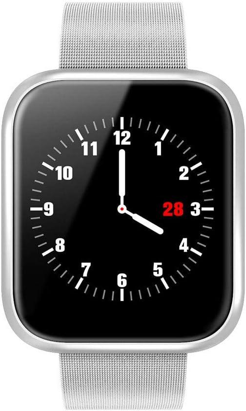 Mujeres IP68 Reloj inteligente a prueba de agua P70 P68 Bluetooth ...