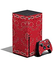 MightySkins Skin Compatible with Xbox Series X Bundle - Bandana   Protective, Durable, and Unique Vinyl Decal wrap Cover   Easy to Apply, Remove, and Change Styles   Made in The USA