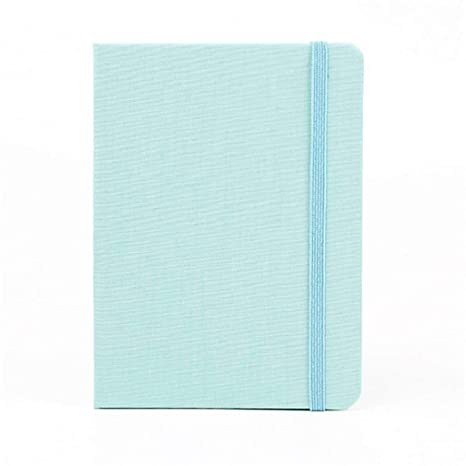 Amazon.com : MINILZY Notebook 2019 Diary Cloth Cover Planner ...