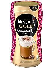 NESCAFÉ Gold Cappuccino Instant Coffee Jar, 250 Grams