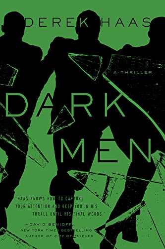 Dark Men: A Silver Bear Thriller (Silver Bear Thrillers)