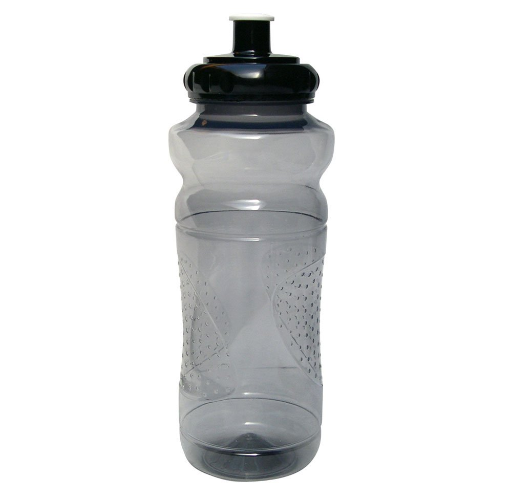 Soma PolyPro H2O Bottle 22-Ounce Charcoal Cyclone Bicycle 14131