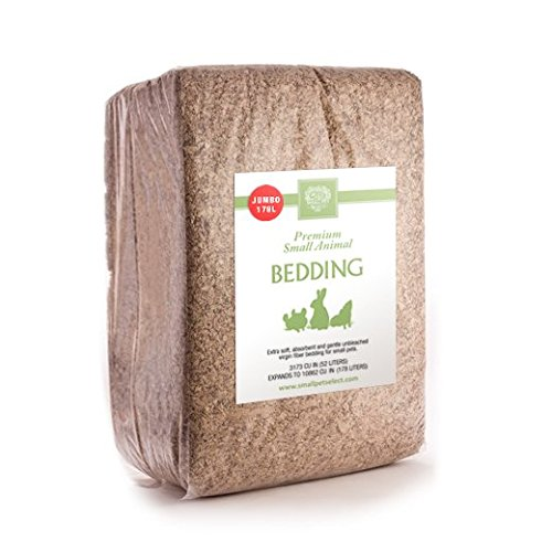 - Small Pet Select Jumbo Natural Paper Bedding, 178 L