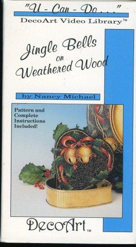 Jingle Bells on Weathered Wood