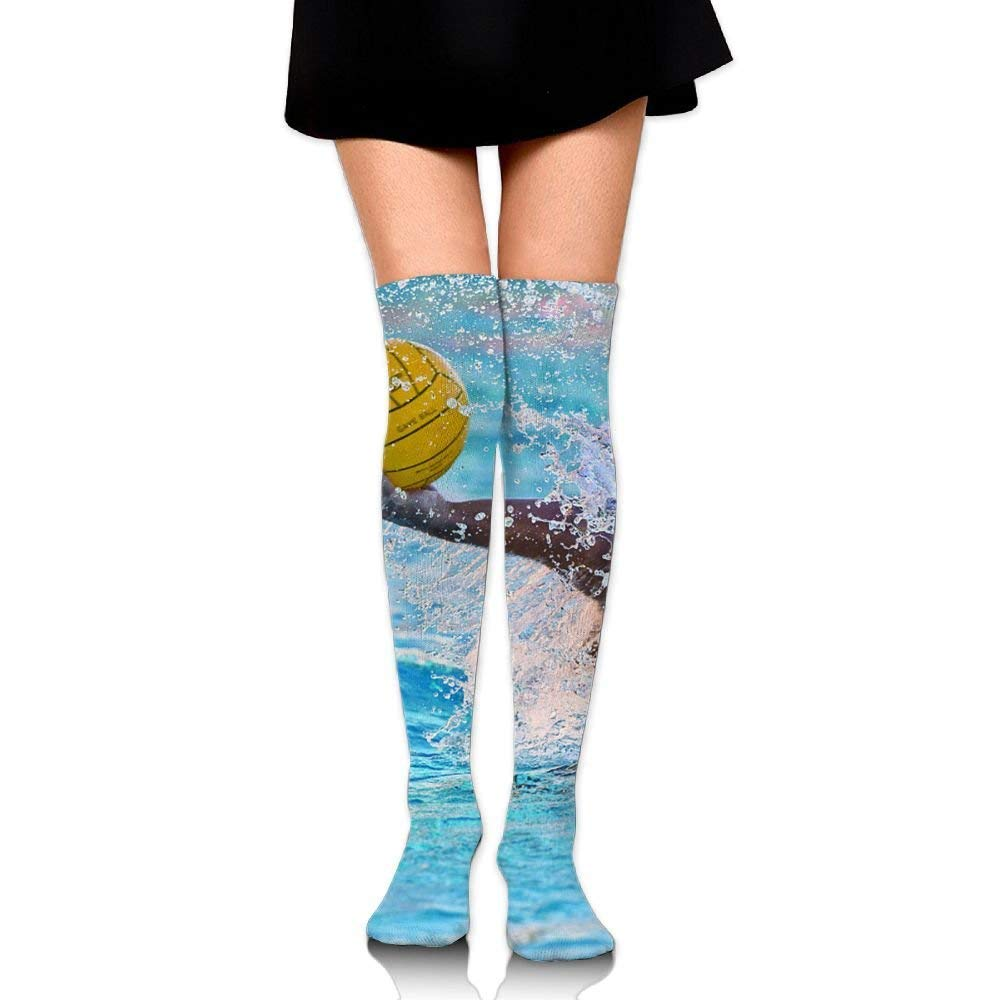 Unisex Water Polo Splash Casual Crew Top Socks 60cm Length: Amazon ...