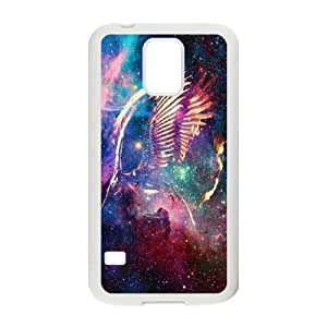 Samsung Galaxy S5 Cell Phone Case White_hunger games 2 TR2292491