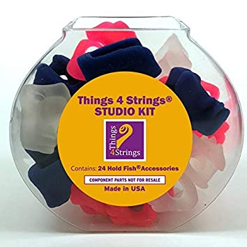 Cosas 4 cuerdas Studio Kit: Hold peces: Multi: Amazon.es: Instrumentos musicales
