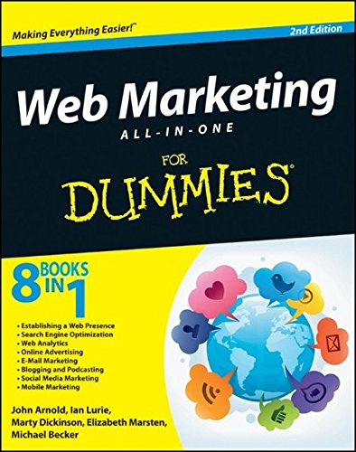 Web-Marketing-All-in-One-For-Dummies