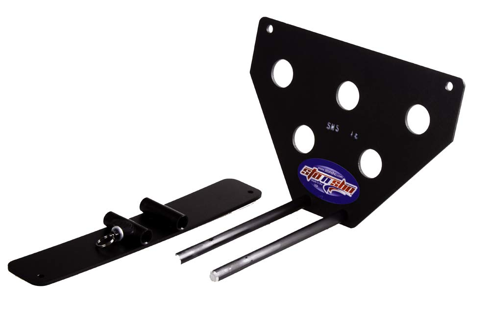 STO N SHO Quick Release Front License Plate Bracket for Dodge 15-16 Challenger