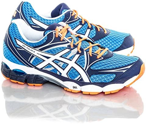 Asics - Zapatillas para Hombre, Color Azul, Talla 50.5: Amazon.es ...