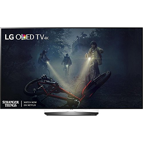 LG Electronics OLED65B7A 65-Inch 4K Ultra HD Smart OLED TV (2017 Model)