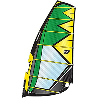 Aerotech Sails 2016 Freespeed 6.5m Green Windsurfing Sail