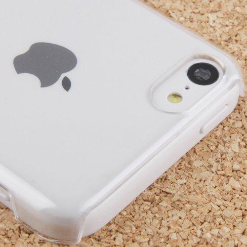 iPhone 5C Hülle / Case / Cover in transparent (durchsichtig) aus hochwertigem Polycarbonat -ORIGINAL nur von THESMARTGUARD-