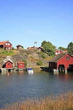 harstena, gryt archipiélago, ã-stergã # TLAND, Suecia, 6 de junio de 2008.: Amazon.es: Juguetes y juegos