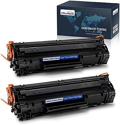 CE285 Black Toner Cartridge Lot For HP 85A LaserJet P1102W M1132 M1212 M1217nfw