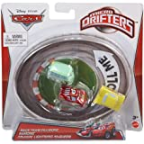 Disney/Pixar Cars Micro Drifters Race Team Fillmore, Ramone and Cruisin' Lightning McQueen, 3-Pack