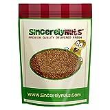 Sincerely Nuts Brown Flax Seeds - 2 Lb. Bag- Exceptional Taste & Freshness - Bursting with Omega 3 - Fiber & Minerals - 100% Kosher Certified!…