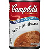 Campbell's Condensed Soup, Golden Mushroom, 10.50 Ounce (Pack of 12)
