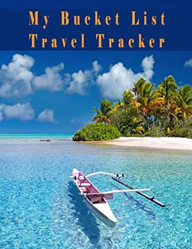My Bucket List Travel Tracker: Favorite Places in the World (Best Trip Journal App)