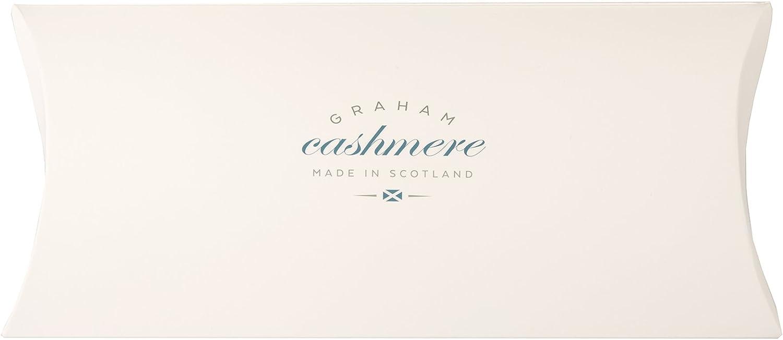 Calzini da donna in cashmere in confezione regalo Graham Cashmere realizzati in Scozia